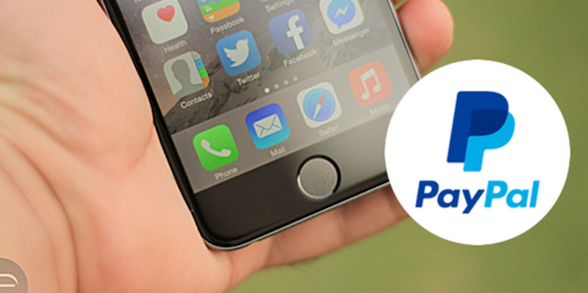Touch ID Now Available on the PayPal App