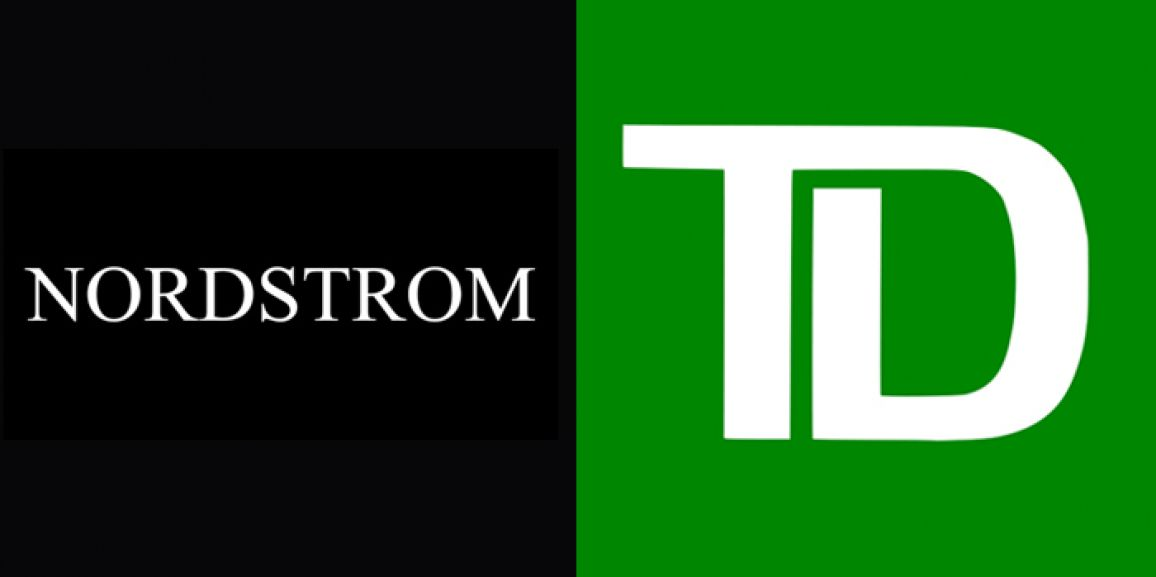 Nordstrom and TD Bank Group Announce Strategic Credit Card Relationship